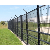 Buy cheap Safety Heavy Gauge Powder Coating 868 Horizontal Wire Fence from wholesalers