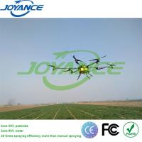 Buy cheap 15-20 kg pesticide tank uav professional agriculture aircraft uav drone crop sprayer on sale from wholesalers