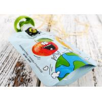 Buy cheap Reusable Baby Food Spout Pouch Bag High Barrier Multi Colors Custom Printing from wholesalers