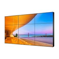 Buy cheap 46'' 3.5mm thin bezel Samsung 4K panel  DID tv LCD video wall from wholesalers