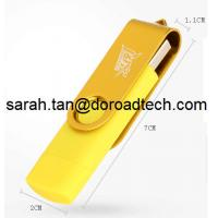 Buy cheap Hot Sell Mobile Phone USB Flash Drive, Mobile Phone USB Pen Drive with Double Sockets from wholesalers