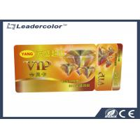 Buy cheap Custom Die Cut RFID Plastic Cards with Magnetic Stripe Hico 2750oe from wholesalers