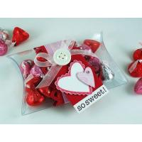 Buy cheap gift candy box packaging wedding favor box pillow box in customized size from wholesalers