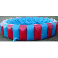 Buy cheap Customized Outdoor Inflatable Swimming Pool For Kids , PVC Tarpaulin from wholesalers