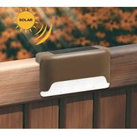 Buy cheap Mini Solar Deck Lights Outdoor Lighting For Your Garden / Yard / Stairs from wholesalers