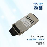 Buy cheap Juniper JX-GBIC-1GE-SX, GBIC 1000Base-SX Transceiver module from wholesalers