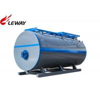 Buy cheap CWNS Series Oil Hot Water Boiler Corrugated Furnace Design 24 Months Warranty from wholesalers