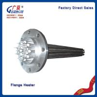 Buy cheap electric flange immersion heater from wholesalers