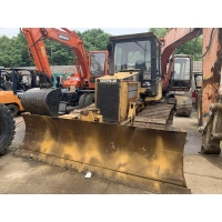 Buy cheap Crawler 165L Fuel 88hp CAT D4 Second Hand Bulldozers from wholesalers