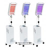 Buy cheap Blue / Red  PDT LED Light Therapy Machine For Skin Care Anti Aging product