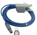 Buy cheap TPU Reusable Spo2 Sensor Fingertip Spo2 Rede 5 Pin  For Infinium Omni II/III from wholesalers