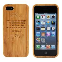 China Factory price Wood case for iphone 7, for iphone 7 bamboo phone case, OEM design case for phone on sale