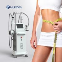 Buy cheap 5 handles vacuum radio frequency lpg endermologie lipomassage machine from wholesalers