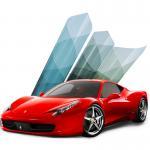 Buy cheap Nano Ceramic Auto Window Tint Film UV Protection Blue Solar Window Tint from wholesalers