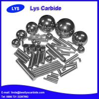 Buy cheap Solid tungsten carbide rods with gound / unground from wholesalers