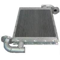 Buy cheap air compressor parts aftercooler from wholesalers