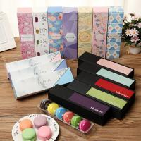 Buy cheap Colorful Macaron Packing Cardboard Drawer Box , Eco Friendly Food Packaging from wholesalers