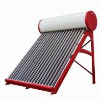 Buy cheap Solar water heater Inner tank:stainless steel SUS304 2B -0.5mm from wholesalers
