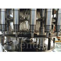 Buy cheap PET Bottle Electric Juice Filling Machine For Fruit Juice / Beverage Packaging 3.2KW from wholesalers