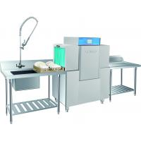 10KW / 37.8KW Commercial Dishwashing Machine , Commercial Grade Dishwasher