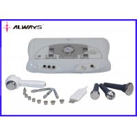 Buy cheap Home Mini 4 In 1 Diamond Microdermabrasion Machine For The Face , 1mhz And 3mhz Ultrasonic from wholesalers