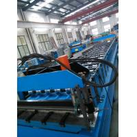 Buy cheap Steel Sheet Corrugated Roll Forming Machine Solar Panel For Construction from wholesalers