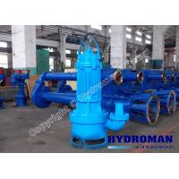 Buy cheap Hydroman™(A Tobee Brand) Centrifugal Electric Submersible Pump for Mining and Sand Slurry from wholesalers