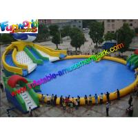 Buy cheap CE 0.9mm  Pvc Tarpualin Inflatable Water Toys  / Inflatable Aqua Sport  For Funny from wholesalers