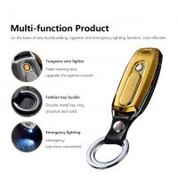 Buy cheap Electronic USB Rechargeable Lighter Single Arc With Zinc Alloy Materials from wholesalers