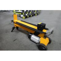 Buy cheap Fast Speed Firewood Log Splitter For Dividing Round Logs No Leaking from wholesalers