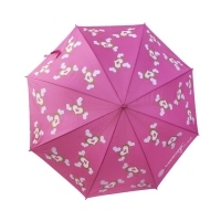 Buy cheap Compact 23*8K Automatic Stick Umbrella With Metal Tips from wholesalers