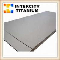 Buy cheap high quality pickling surface astm b265 grade 5 Ti-6Al-4V titanium alloy sheet for industry from wholesalers