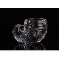 Buy cheap Ox Horn Unique Candle Holders Glass Home Decoration For Promotional from wholesalers