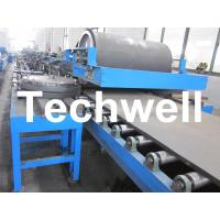 Buy cheap PU + Mineral Wool Sandwich Panel Forming Machine Line - Continuous Type from wholesalers