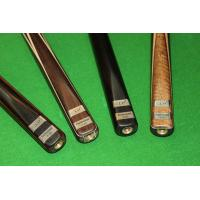 Buy cheap LP snooker cue professional T-03 one piece cue,3/4 joint cue,ash shaft,ebony butt from wholesalers
