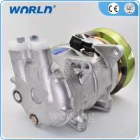 Buy cheap DKS17CH / 134799 Car AC Compressor , Nissan Patrol Air Conditioner Compressor from wholesalers