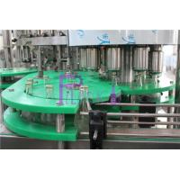 Buy cheap 10000BPH 32 Heads Bottle Filling Machine For Pulling Cover Combined Type from wholesalers
