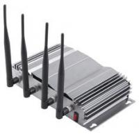 Buy cheap Multi functional Wireless Signal Jammer / blocking, jamming mobile phone signals from wholesalers