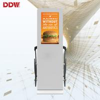 Buy cheap Floor Standing Charge Pile Digital Signage Waterproof Lcd Advertising Players from wholesalers