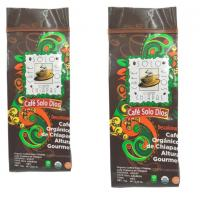 Buy cheap Food Grade Standing Coffee Packaging Bags With Aluminium Foil And Zipper from wholesalers