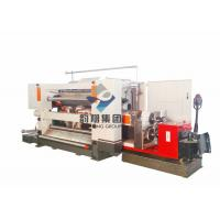 Buy cheap 360E Cassette Single Facer Machine Steam Heating With Quick Roll Change from wholesalers