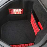 Topfit Front Trunk Cargo Net for Tesla Model S P90 90 P85 85 60, 2012-2015(Red)