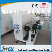 Buy cheap UPVC Pe Pipe Extrusion Line , Pvc Conduit Pipe Making Machine Easy Operation from wholesalers