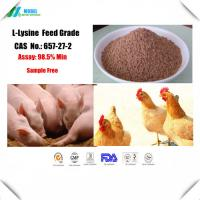 Buy cheap Quality L-Lysine 657-27-2  amino acids for  animal nutrition feed additive from wholesalers