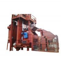 Buy cheap High Sale Qbc Polygonal Bed Series Shot Blasting Cleaning Machine from wholesalers