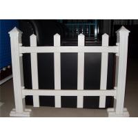 Buy cheap Hot sale spear top metal steel fence from wholesalers