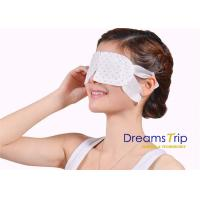 Buy cheap Disposable Fatigue Relief Steam Eye Mask Unscented Moisturizing warm Relax SPA from wholesalers