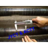 Buy cheap Welded Continuous Helical Boiler Fin Tube With Base Tube Material SA210 Gr.A1 from wholesalers