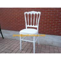 Buy cheap White Napoleon Chair from wholesalers