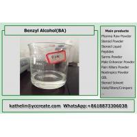 Buy cheap Solvent - Benzyl Alcohol BA Bodybuilding Legal Steroids For Injection Steroid Liquid Homebrew from wholesalers